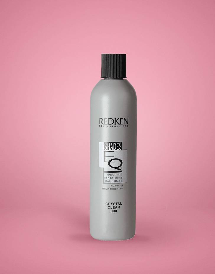 Shades EQ™ Gloss Demi-Permanent Equalizing Conditioning Colour Crystal Clear ByRedken